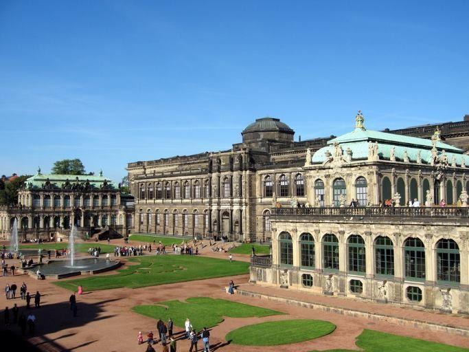 Дрезденская-галерея