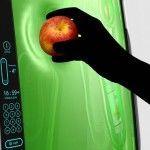 Модели концептуальных эко-холодильников