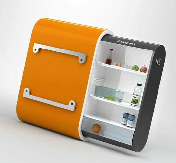Солнечный холодильник Electrolux