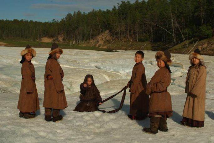 люди Якутии