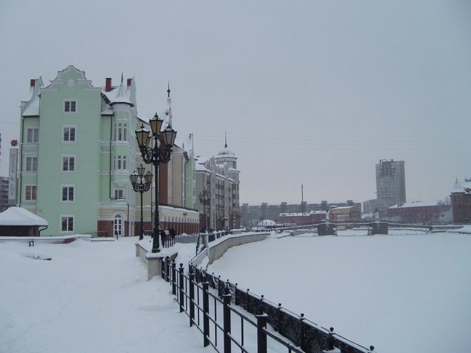 Климат в Калининграде