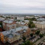 Климат в Кирове