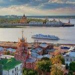Климат Нижнего Новгорода