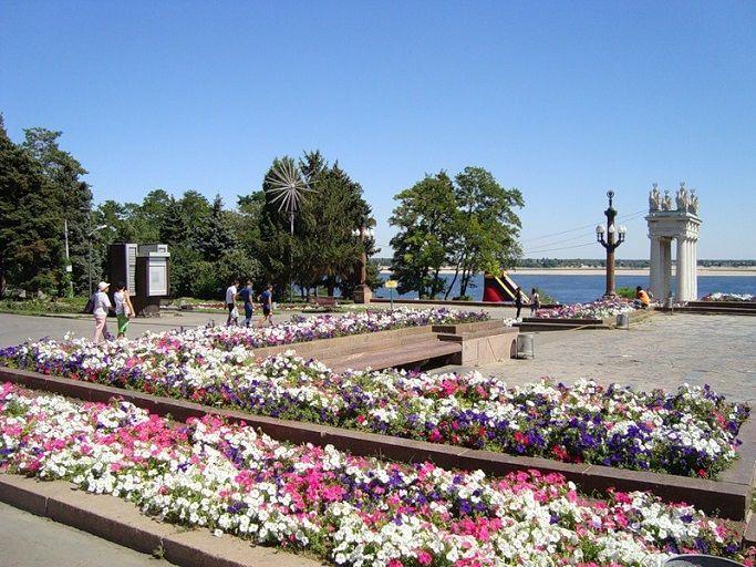 Климат Волгограда