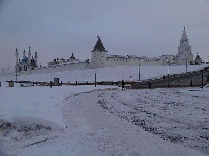 Климат в Казани