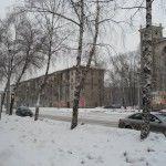 Климат в Новокузнецке
