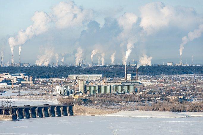 Климат в Тольятти