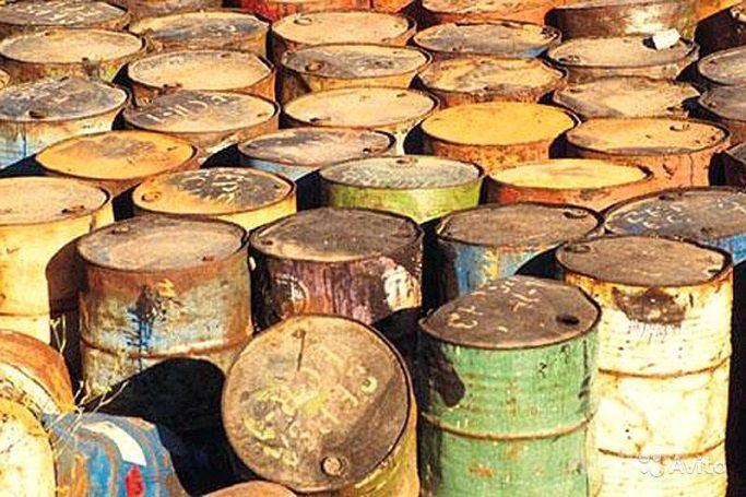 Нефтеотходы
