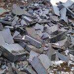 Отходы камнеобработки