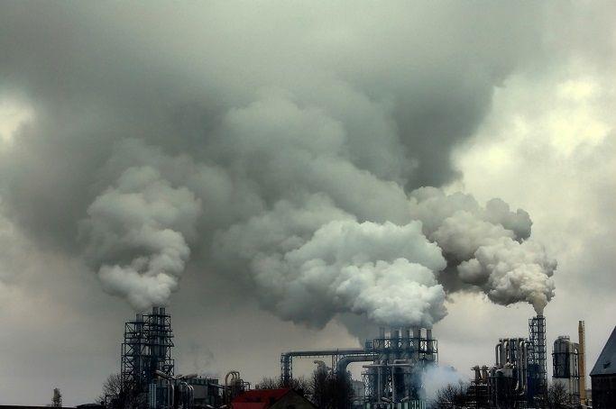 Выбросы предприятий