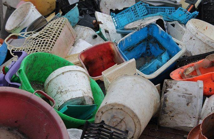 Отходы пластмассы
