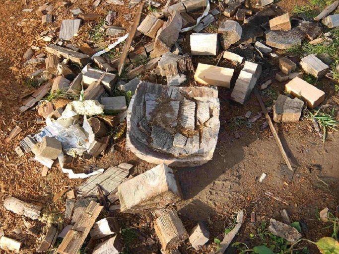Отходы предприятий деревообработки