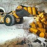 Радиоактивные отходы захаоронение