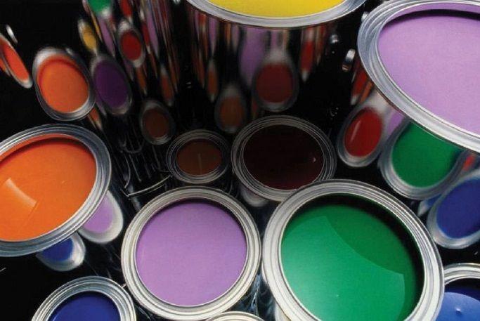 утилизация красок