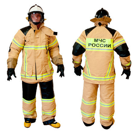 МЧС России форма