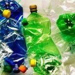 пластиковые бутылки