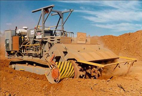 Экологические проблемы горнодобывающей промышленности