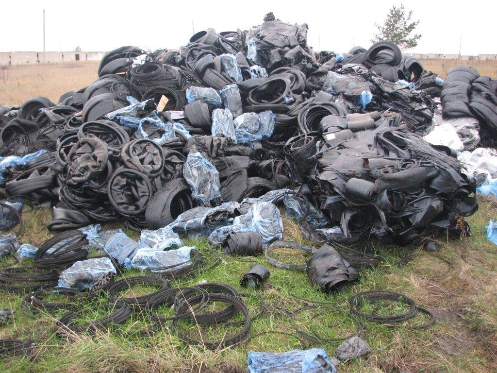 Промышленные и бытовые отходы