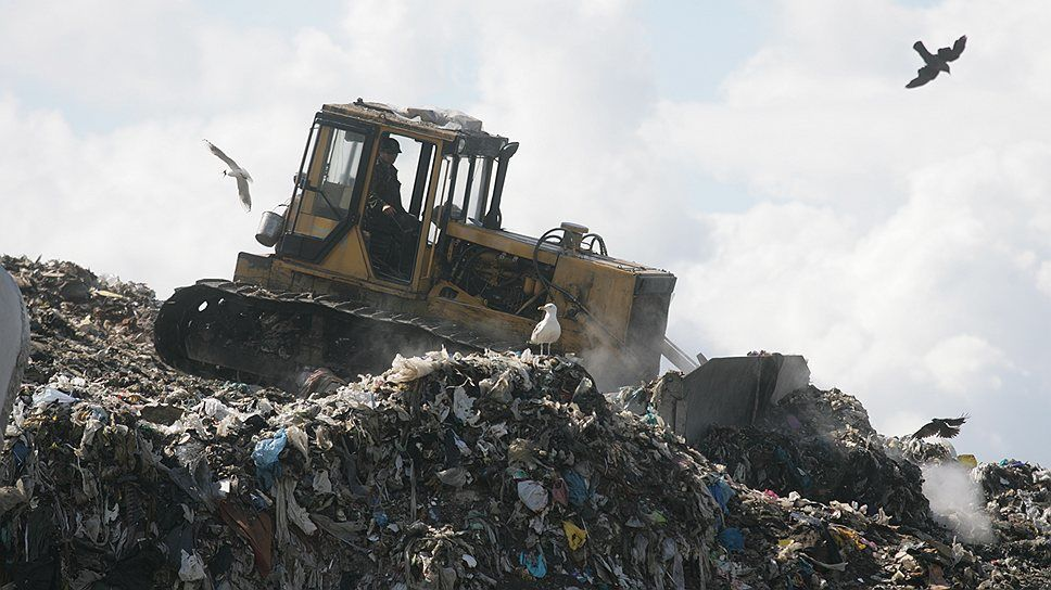 Утилизация промышленных отходов и ТБО