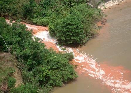 Загрязнение водной среды