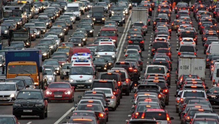 Перенасыщение автомобилей