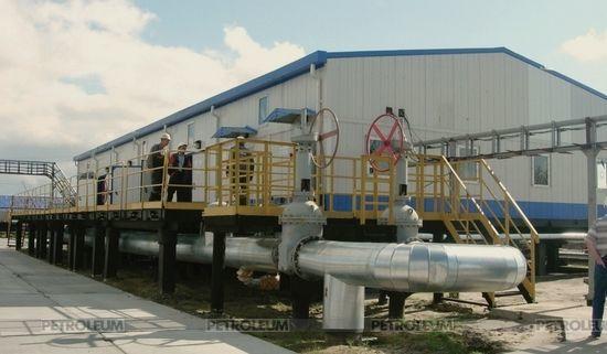 нефтедобывающего оборудования.