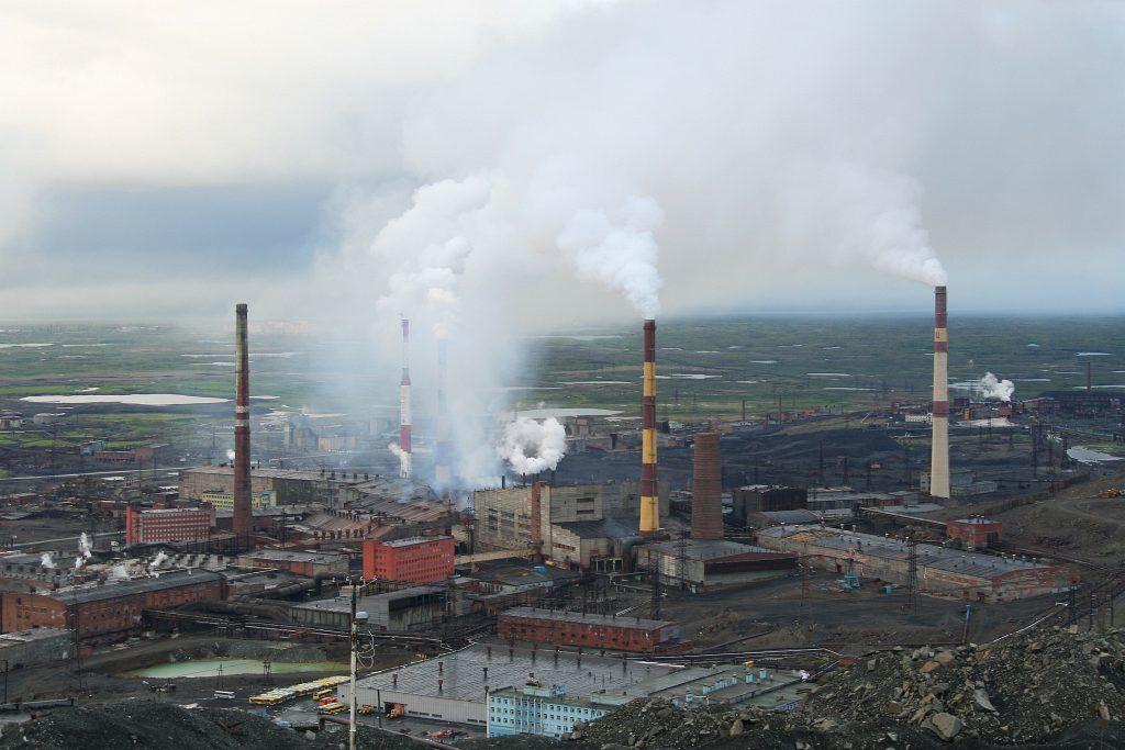 Загрязнение воздуха и шум