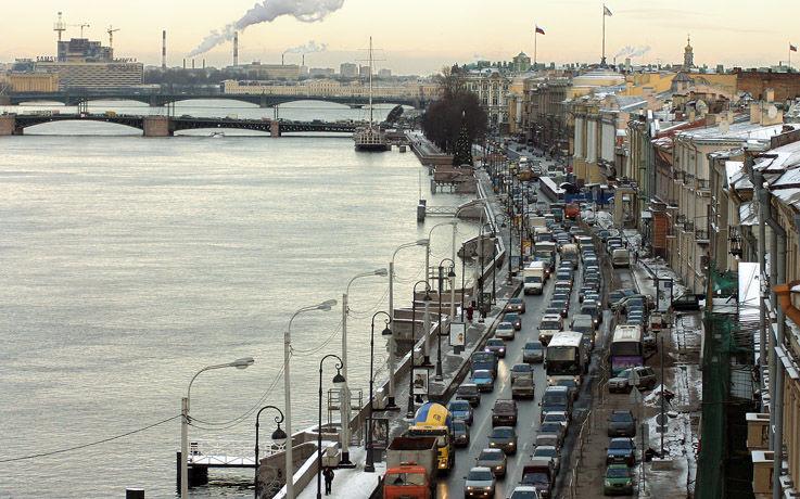 экологические проблемы Санкт-Петербурга и Ленинградской области