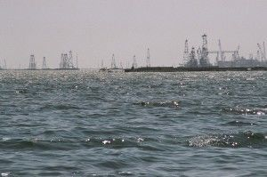 Экологические проблемы Каспийского моря