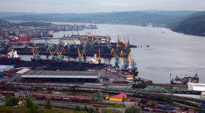Мурманск порт