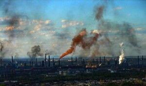 Экологические проблемы химической промышленности