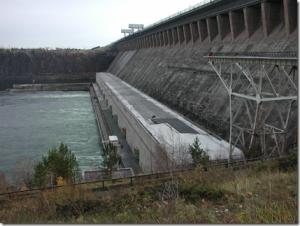 Иркутского водохранилища