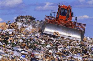 Стоки коммунальных предприятий и полигоны промышленных и бытовых отходов