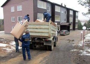 профессиональный вывоз мусора с погрузкой