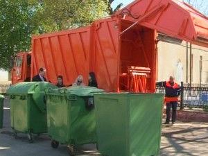 вывоз-мусора
