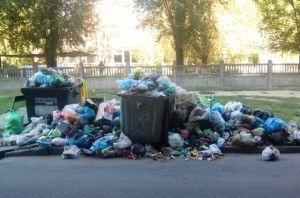вывоз мусора со дворов