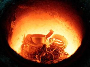 медь не является легкоплавким металлом