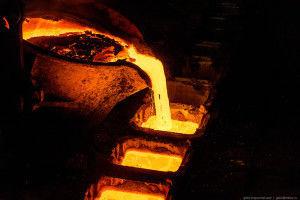 медь в промышленности переплавляют
