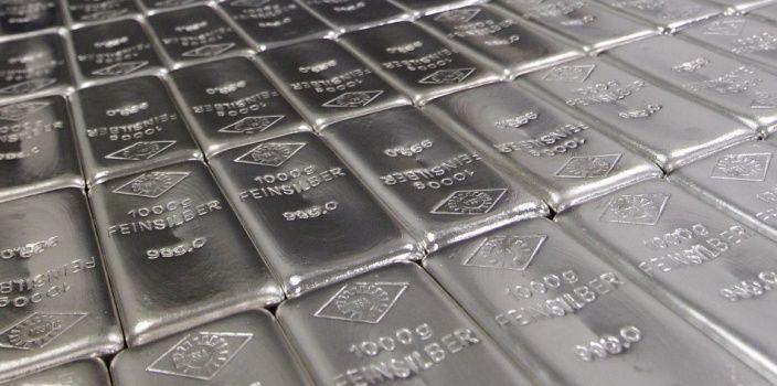 Большая редкость - чистое серебро без примесей