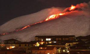 13 мая – второе извержение вулкана Этна в 2015 году