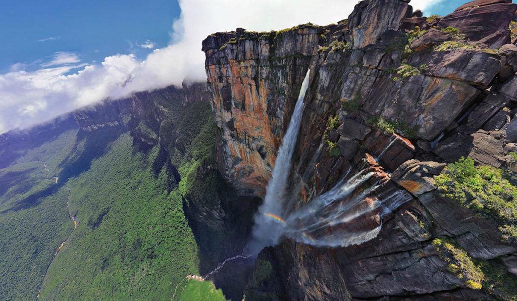 Анхель - самый высокий водопад на земле