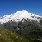 Эльбрус гора на Кавказе