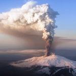 Этна самый высокий действующий вулкан в Европе