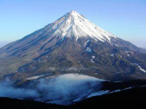Когда-то на том месте, где находится вулкан Этна, было море