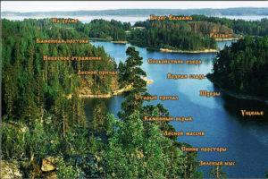 Ладожское озеро имеет множество мест для рыбалки