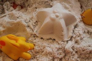 Основа это - песок