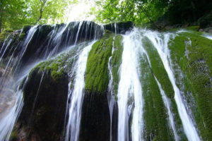 Водопад Джур-Джур одна из достопримечательностей Крыма