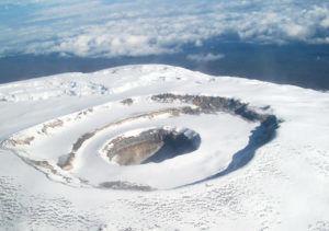 Высочайшая вершина России, самый большой вулкан в стране