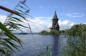 Заповедник Кивач багат целебными водами