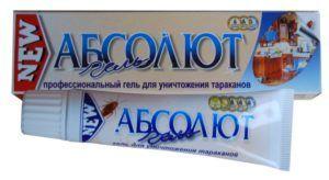 АБСОЛЮТ - гель для уничтожения тараканов, 30мл